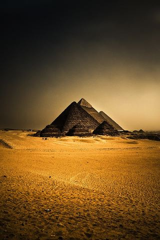 egypt art & architecture were widely copied & its antiquities